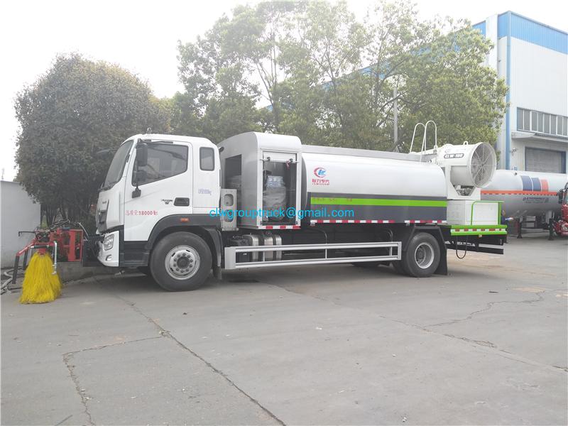 Clean Truck 2