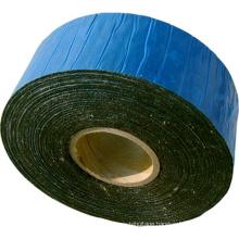 pe butyl rubber tape for buried metallic pipeline anti corrosion