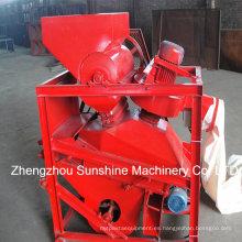 Máquina descortezadora de maní Máquina de descascarillador de maní