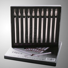 304 Stainless Steel Philip Long Tattoo Tips