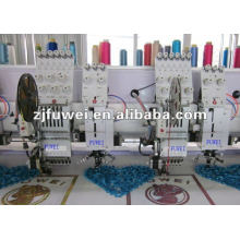 Multi Head Embroidery Machine coiling FW-D608+8