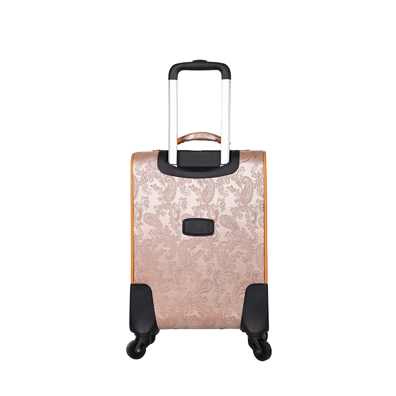 Online PU leather handle travel luggage3