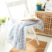 Christmas Pattern Knitted Blanket for Winter Wholesale