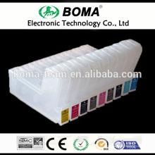 Cartouches d'encre de rechange de marque CHAUDE utilisées pour la machine de recharge de cartouche d'Epson 3880, vide