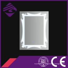 Jnh228 Newest Design Clear Silver Illuminating Bathroom Mirror LED