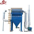 Systèmes d'extraction de poussières de four de cimenterie