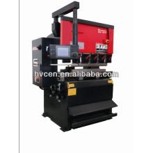 XD série de aceleração hidráulica freio de prensa sincronizada, freio de prensas de gabinete elétrico, alta precisão amada máquina de dobra