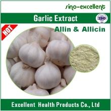 Extrato de alho com Allin & Allicin