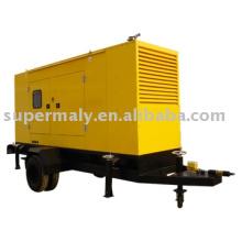 Mobile Type Generator Set (20-500kW)