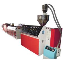 Línea de extrusión UPVC Máquina de tuberías de PVC