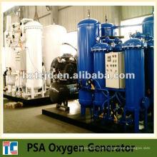 Concentradores portáteis de oxigênio para sistema de enchimento China Made PSA System