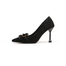Женская кожаная обувь на высоком каблуке для женщин