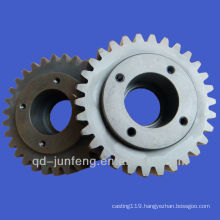 Customized spur gear plastic spur gear