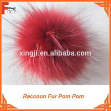 Fur Pompom for hats / Keychain