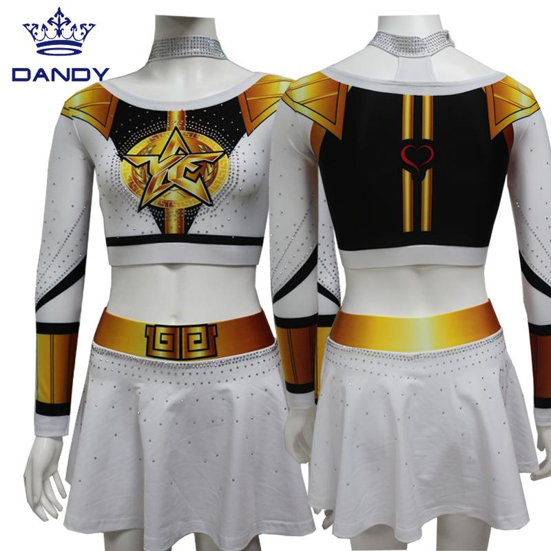 design your own all star cheerleading uniform