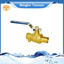China Wholesale High Quality Brass Ball Valve Price