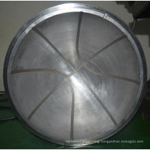Big Ball Shape CNC Machining Part in OEM Service