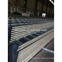 Scaffolding galvanized steel ladder beam