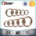 Single row 7024 angular contact ball bearing in China manufacturer