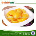 canned fruit yellow peaches halves #83
