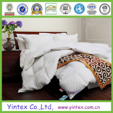 White 100% Goose Down Duvet Manufacture
