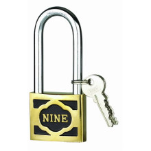 30MM M-thick Cast Brass Padlock With Long Shackle