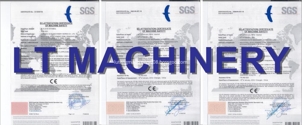 CERTIFICATION-SGS
