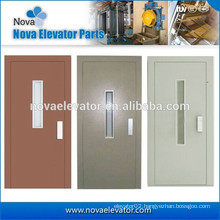 Cheap Steel Painted Sliding Door With High Quality