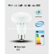 Regulable LED Reflector bombilla R80-Sbl