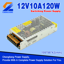 12V 10A 120W LED Transformer For LED Light