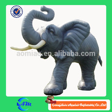 customized inflatable elephant giant inflatable animal for advertising