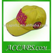 Qualität 3D Stickerei Baseball Caps