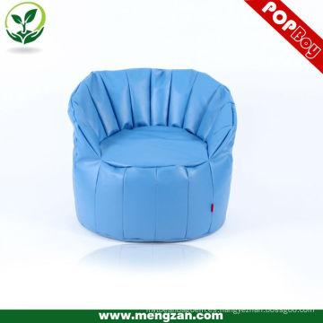 Tapicería beanbag suave sofá cómodo beanbag sofá