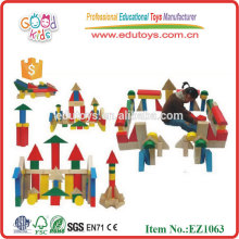 CE Toys Giant Building Block Educational Wooden Blocks