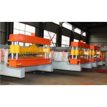 Linha de máquinas formadoras de rolos para telhados de metal Ibr na China