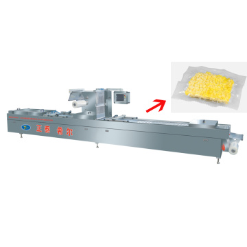 Frozen Corn Thermoforming Vacuum Packing Machine