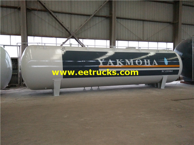 15000 Gallon Domestic LPG Storage Tanks