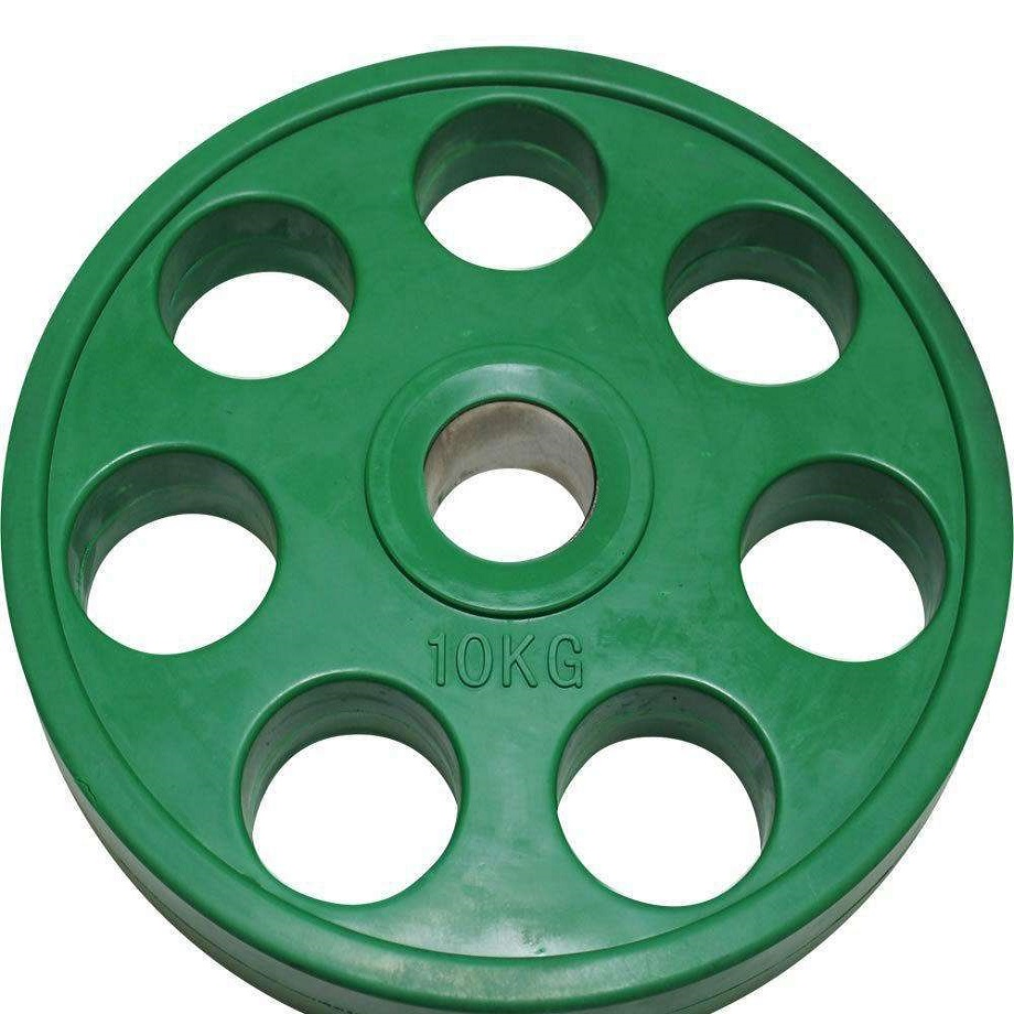 Bumper Rubber Weight Plates