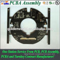 PCB assembly SMT and DIP LED light controller with menmber switchusb 2.0 pcba