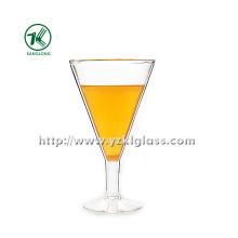 Único vidro de vinho de parede por SGS (340ml)