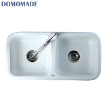 Wholesale chemical resistant scratch resistant kitchen sink white