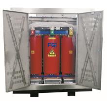 Transformateurs de résine coulée à haute efficacité