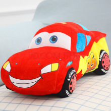 Brinquedos do carro da pelúcia-Relâmpago Mcqueen