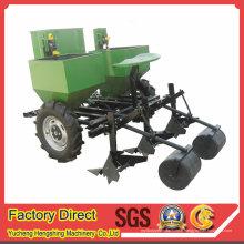 Planteur de pommes de terre à deux rangées à entraînement par tracteur réglable