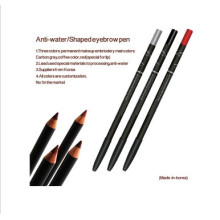 Lápiz de Maquillaje Anti-Agua de Larga Duración para Maquillaje Permanente (ZX)