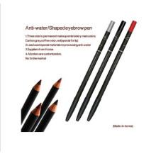 Antiágua longa duração maquiagem lápis para maquiagem definitiva (ZX)
