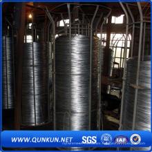 Alambre galvanizado sumergido caliente de la venta de la fábrica