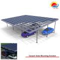 Novo Design parafuso terra Solar montagem sistema (402-0001)