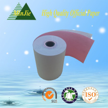 China Dongguan 100% Wood Pulp 2-Ply Office Printing Paper Roll