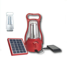 Newest Arrival Outdoor LED Portable Solar Panel Camping Lamp